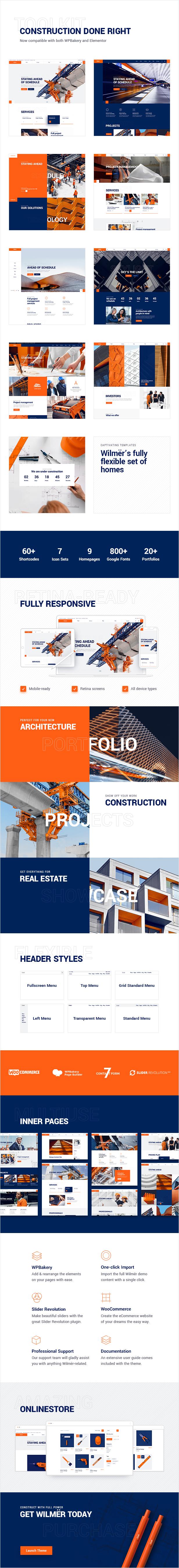 Wilmër - Tema de la construcción - 2